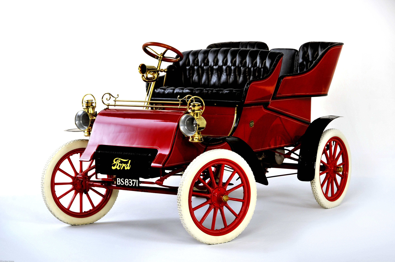 первый автомобиль форд #11