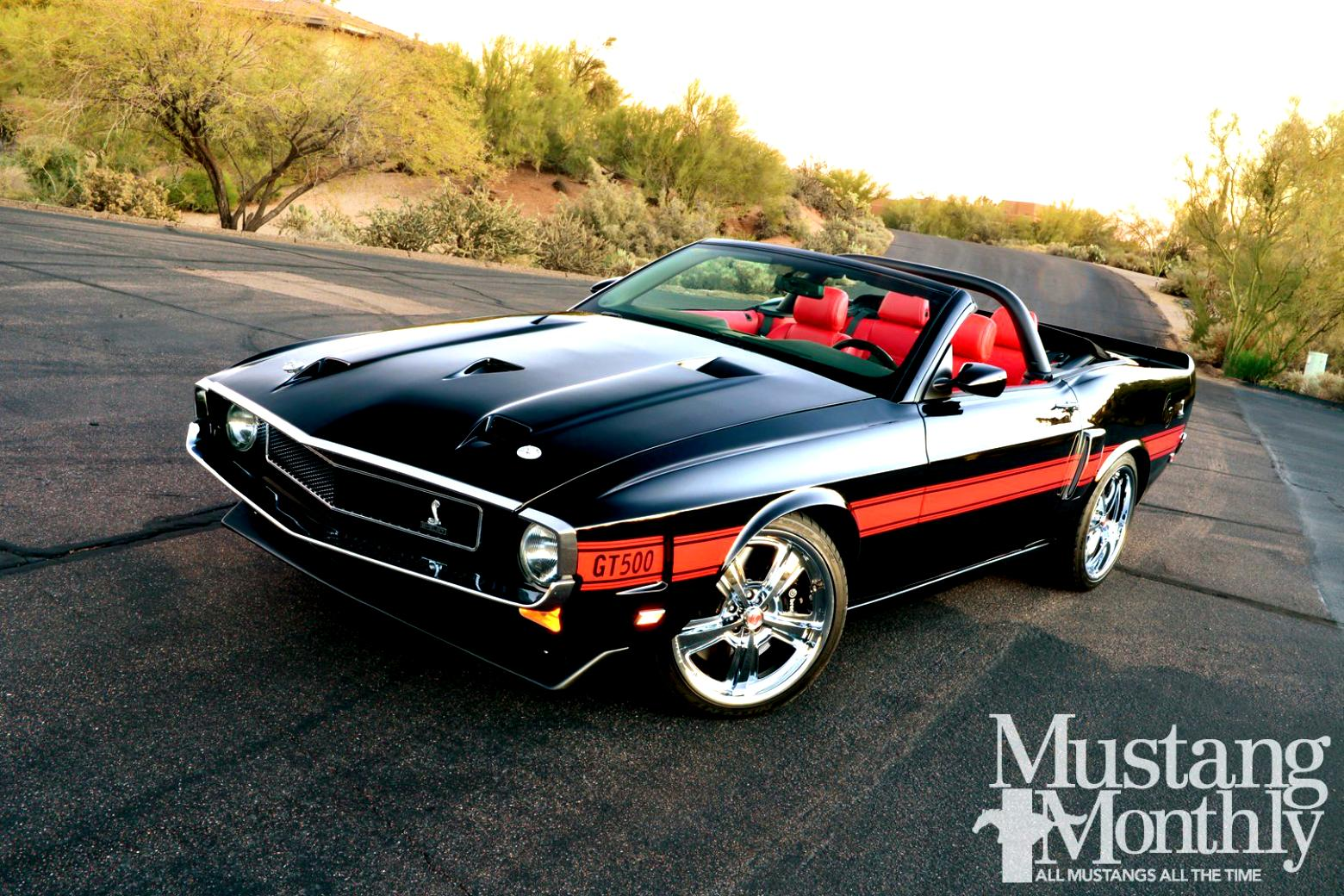 Ford Mustang 1969 #8