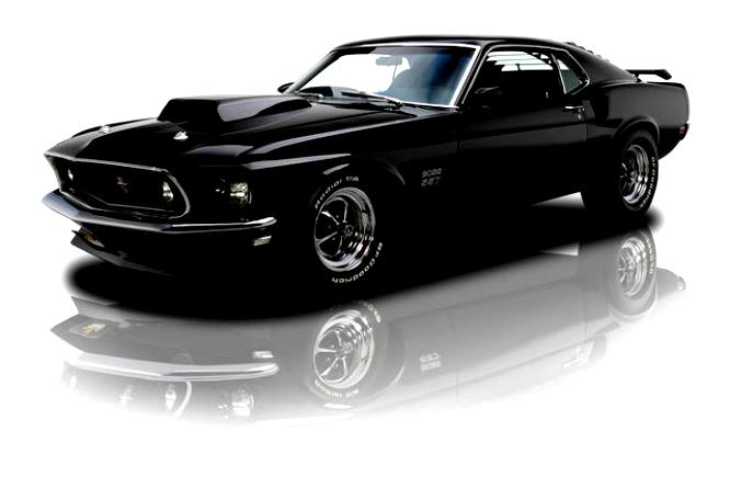 Ford Mustang 1969 #13