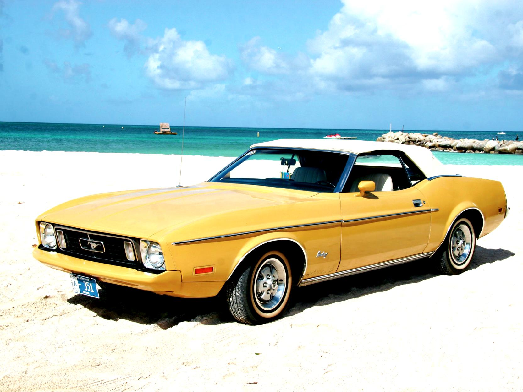 Ford Mustang Convertible 1964 Photos 35 On