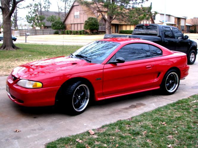 Fullsize Imageford Mustang Gt 1996
