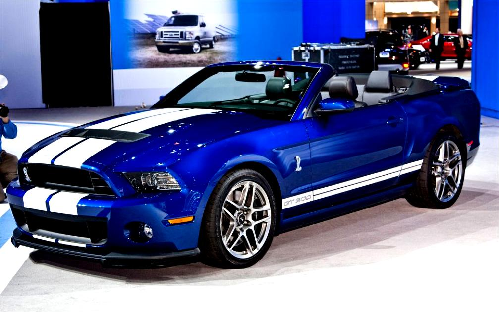 ford mustang shelby gt500 convertible 2009 on. Black Bedroom Furniture Sets. Home Design Ideas
