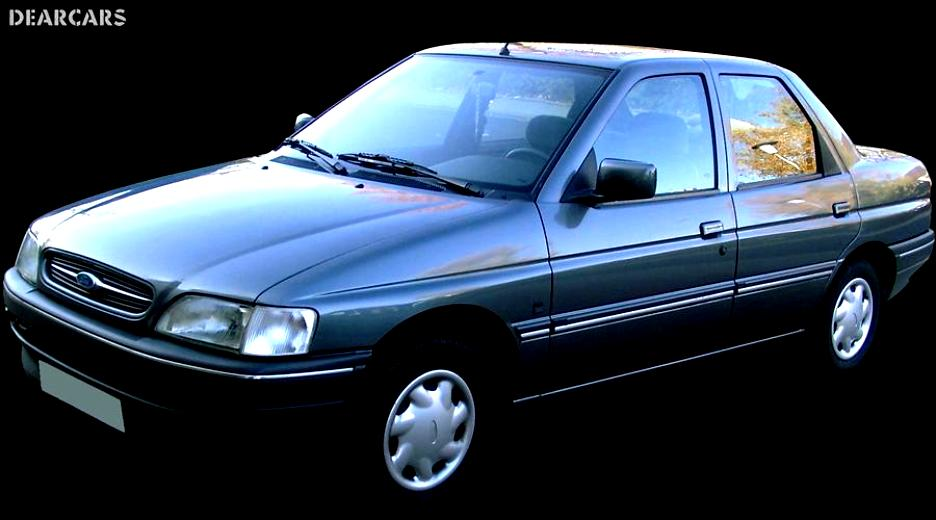 Ford Orion 1990 #2