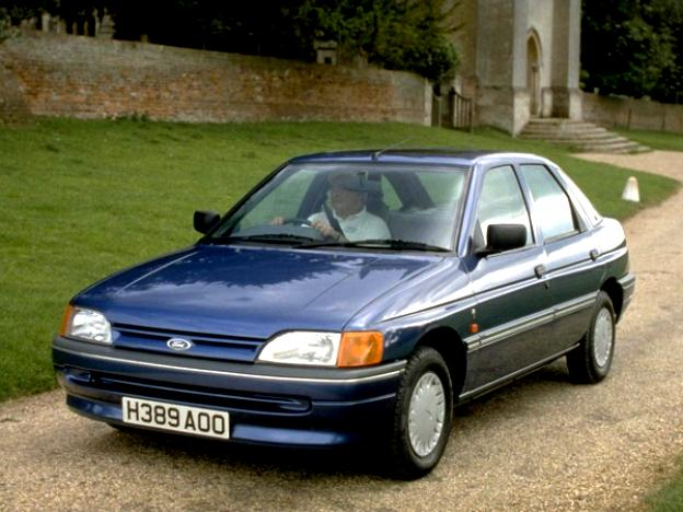 Ford Orion 1990 #5