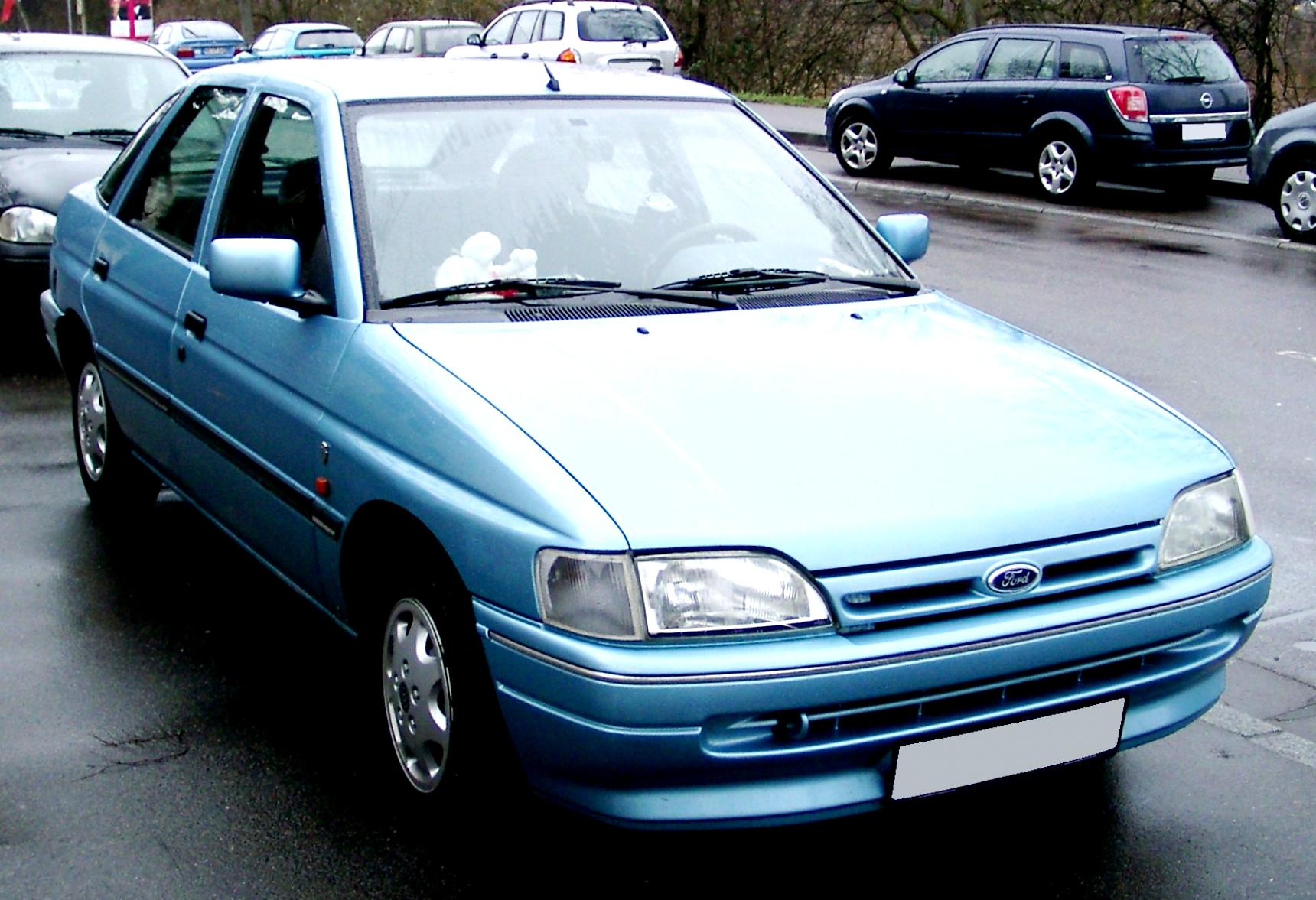 Ford Orion 1990 #6