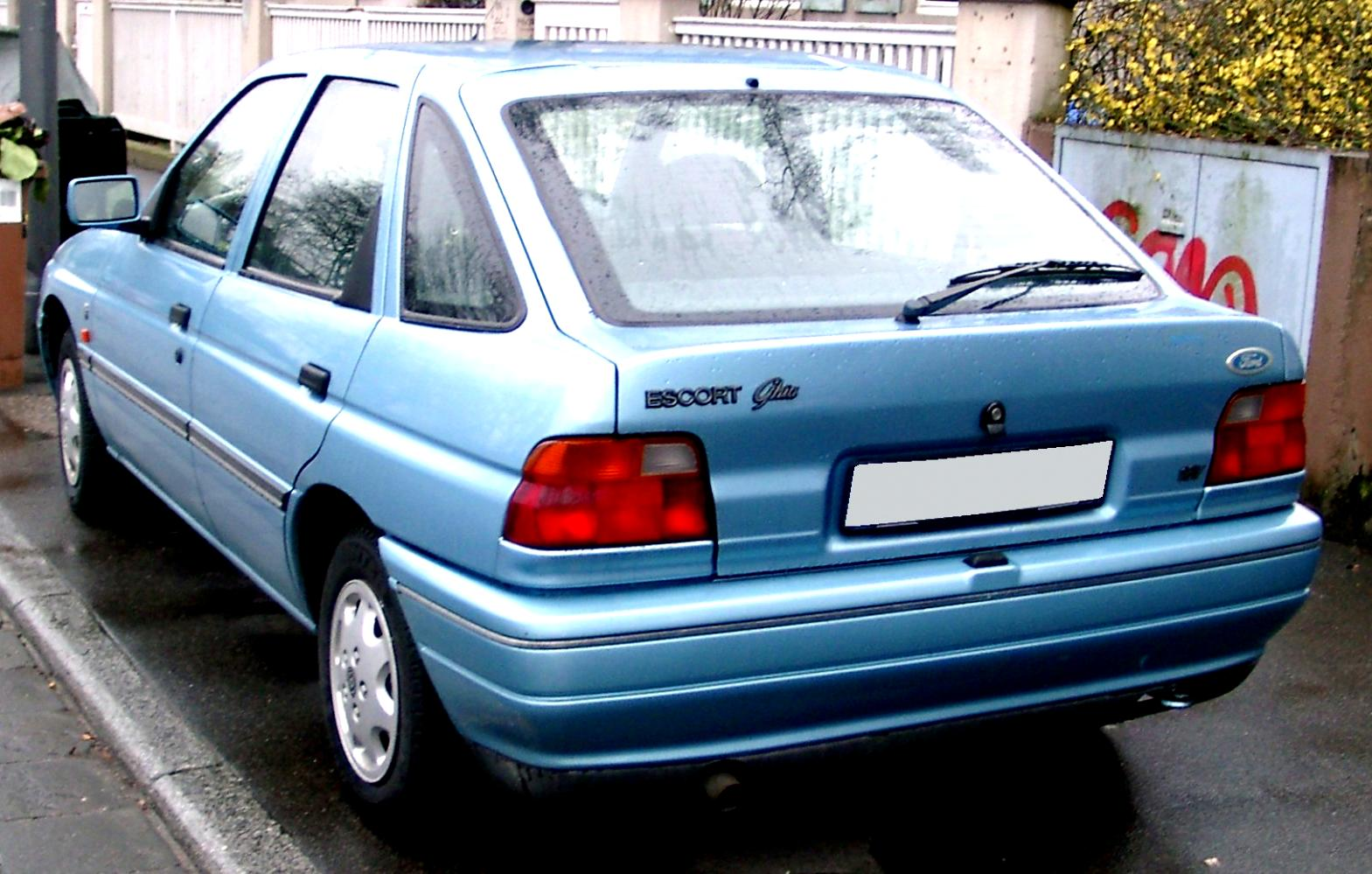 Ford Orion 1990 #7