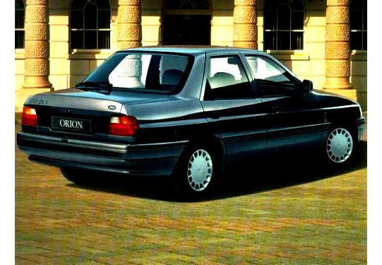 Ford Orion 1990 #8