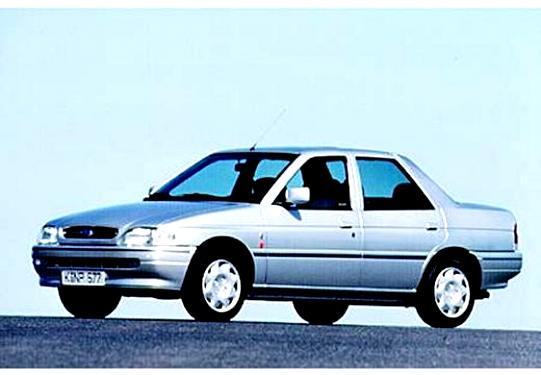 Ford Orion 1990 #10