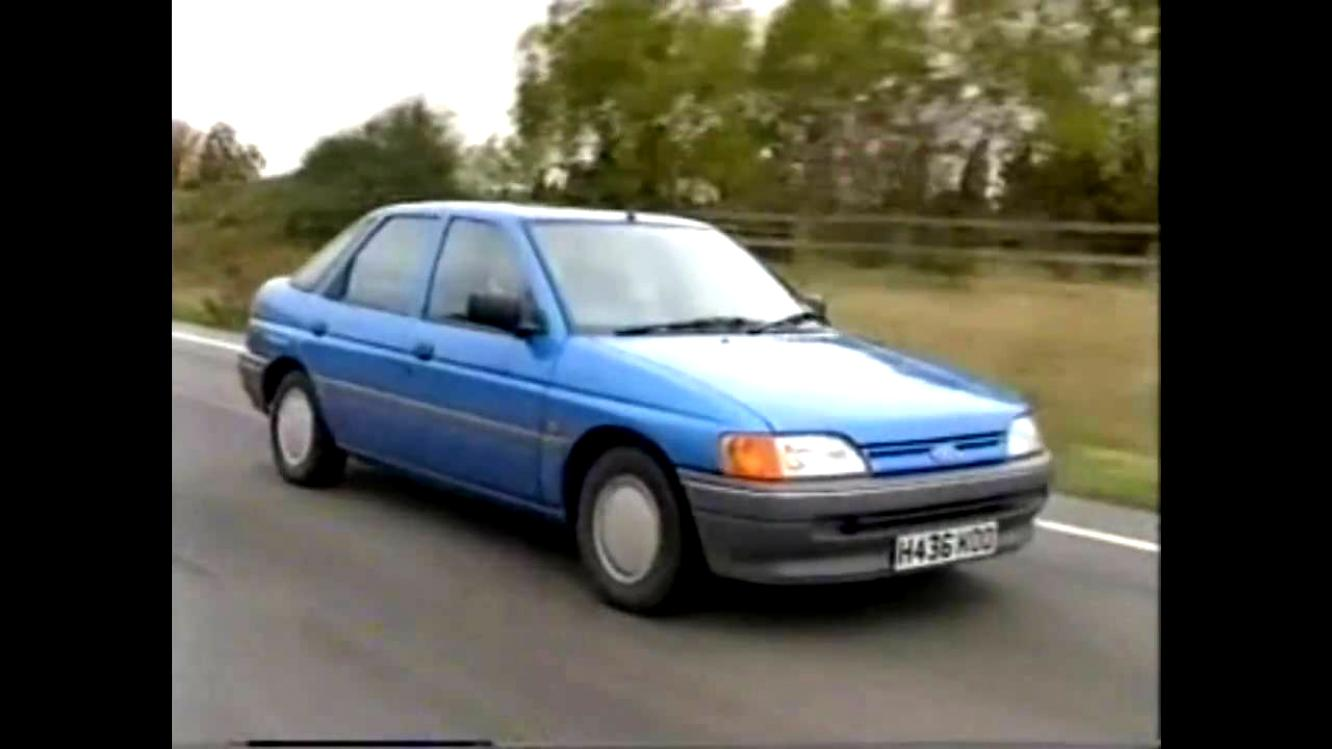 Ford Orion 1990 #13