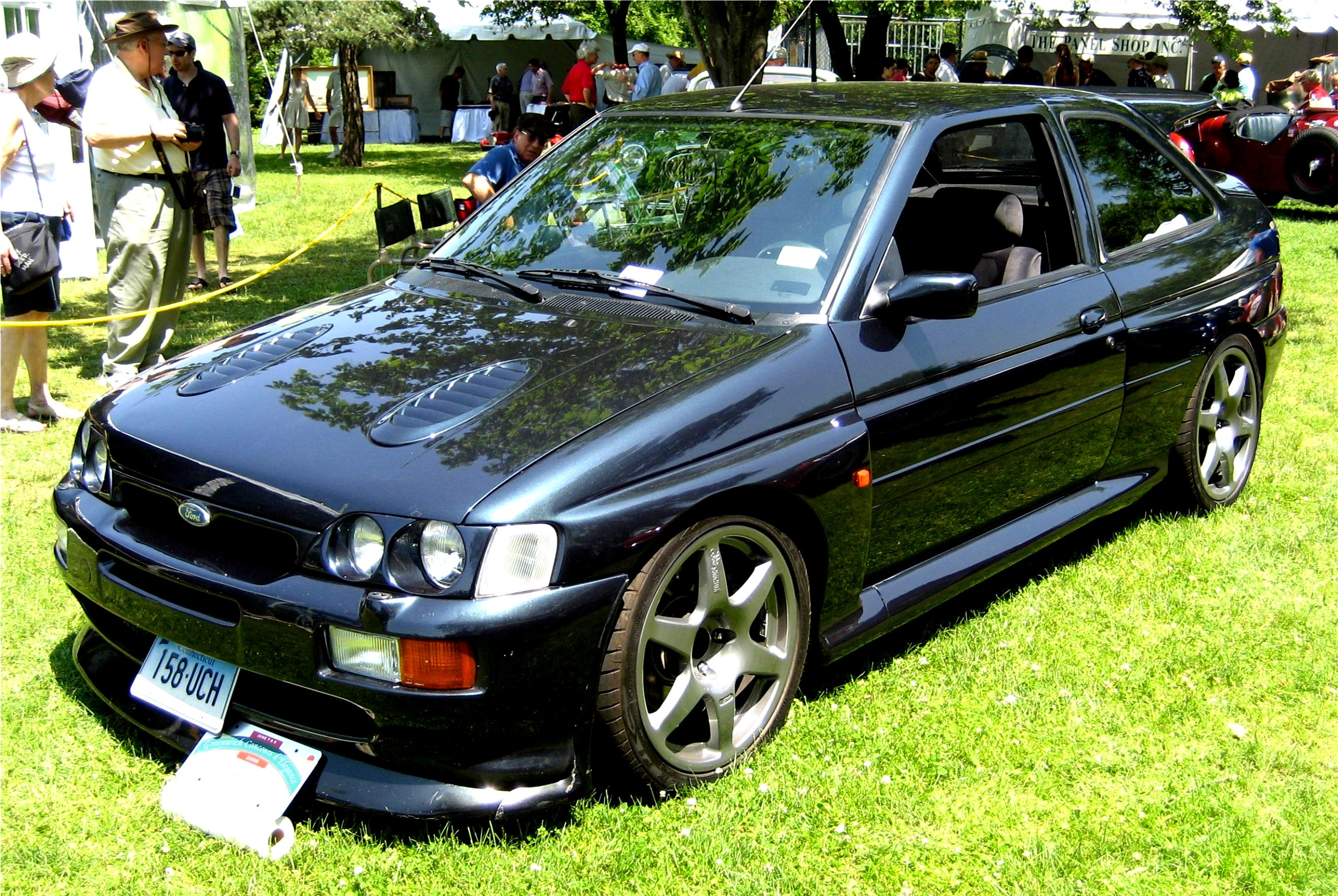 Ford Orion 1990 #15