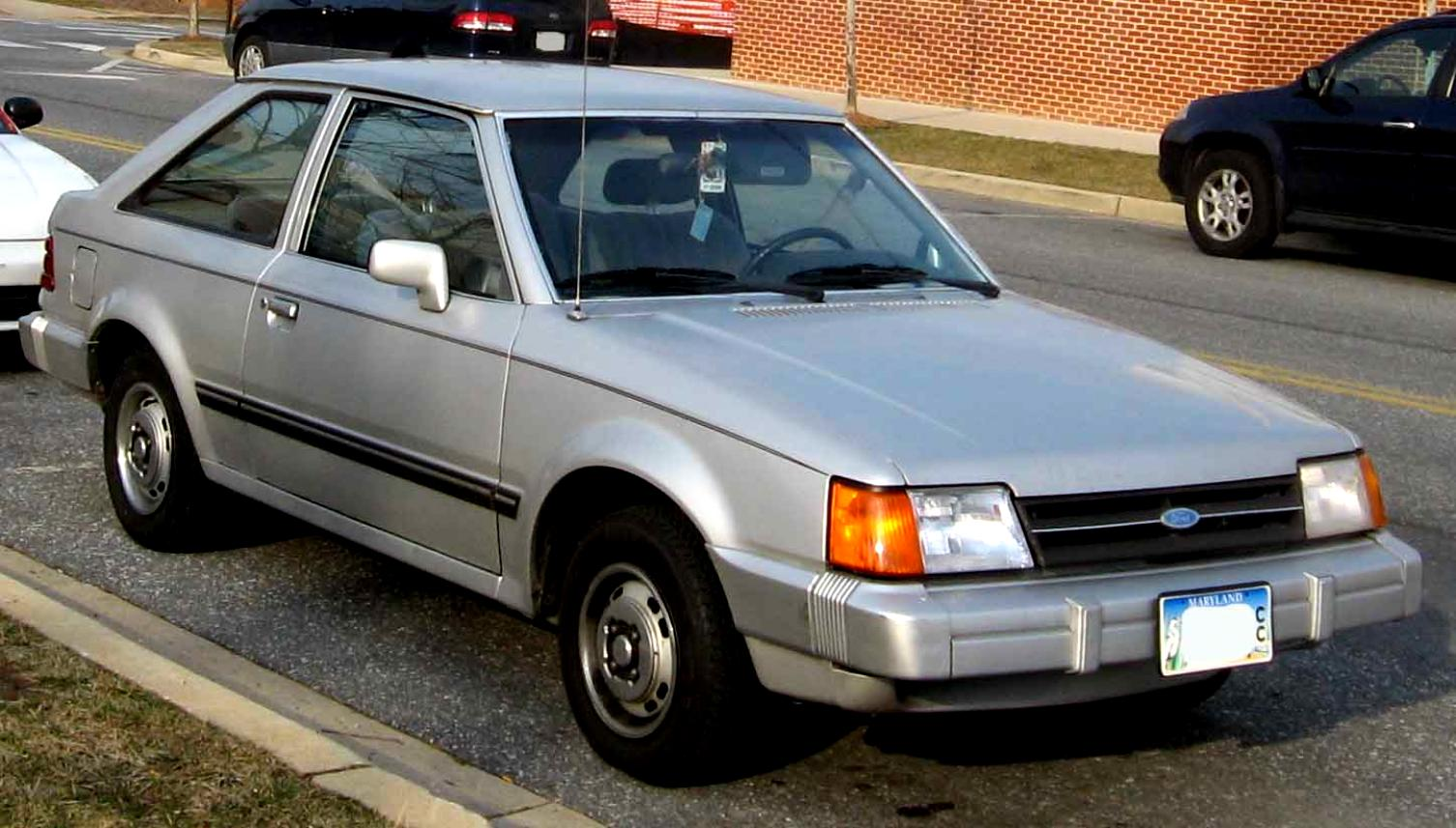 Ford Orion 1990 #19