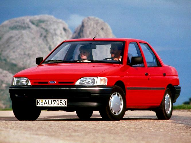 Ford Orion 1990 #22