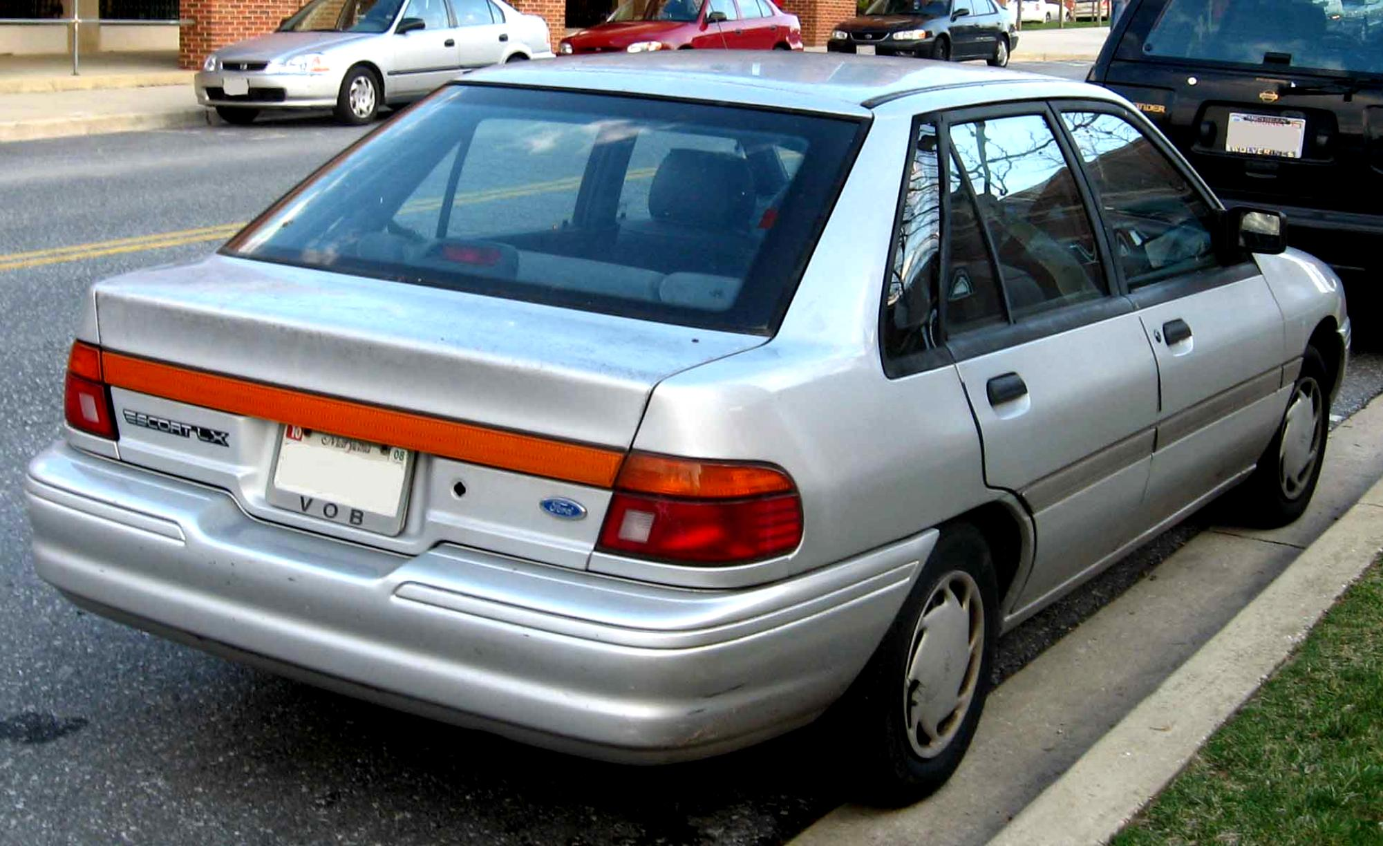 Ford Orion 1990 #23
