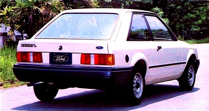 Ford Orion 1990 #24