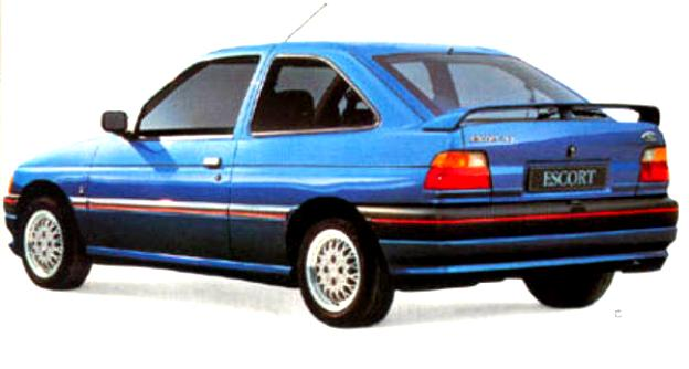 Ford Orion 1990 #26