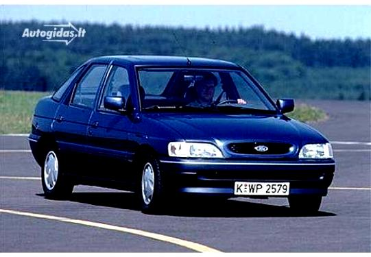 Ford Orion 1990 #27