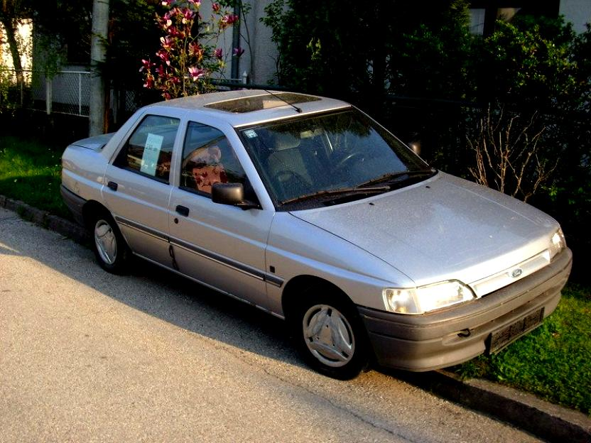 Ford Orion 1990 #33