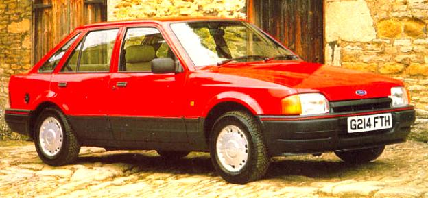 Ford Orion 1990 #36