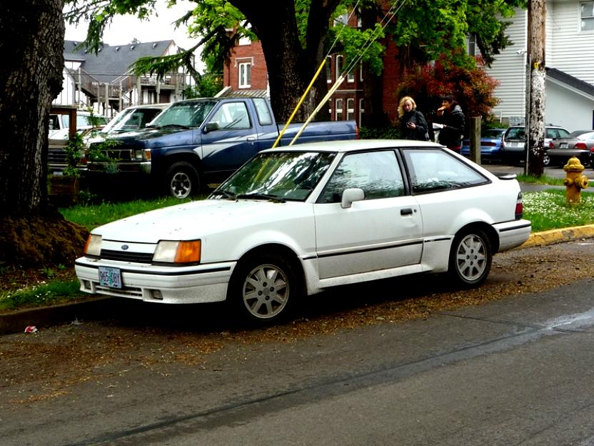 Ford Orion 1990 #38