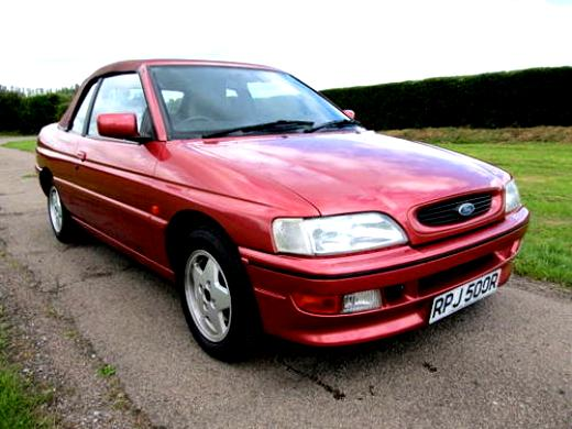 Ford Orion 1990 #43