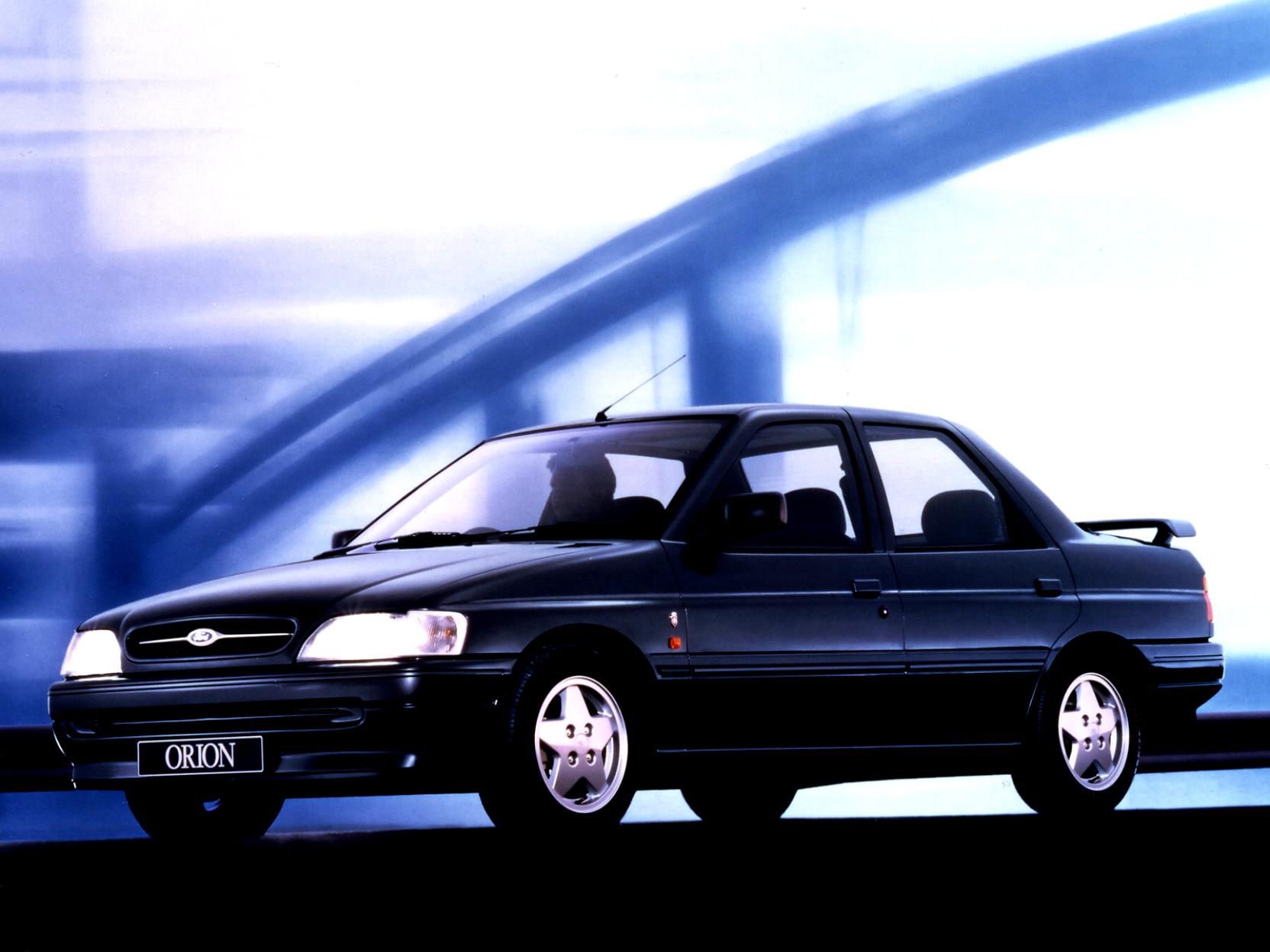 Ford Orion 1990 #44