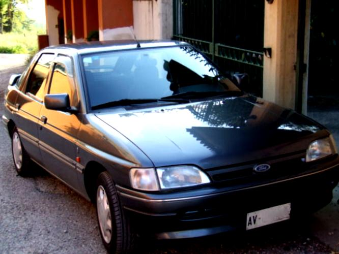 Ford Orion 1990 #53