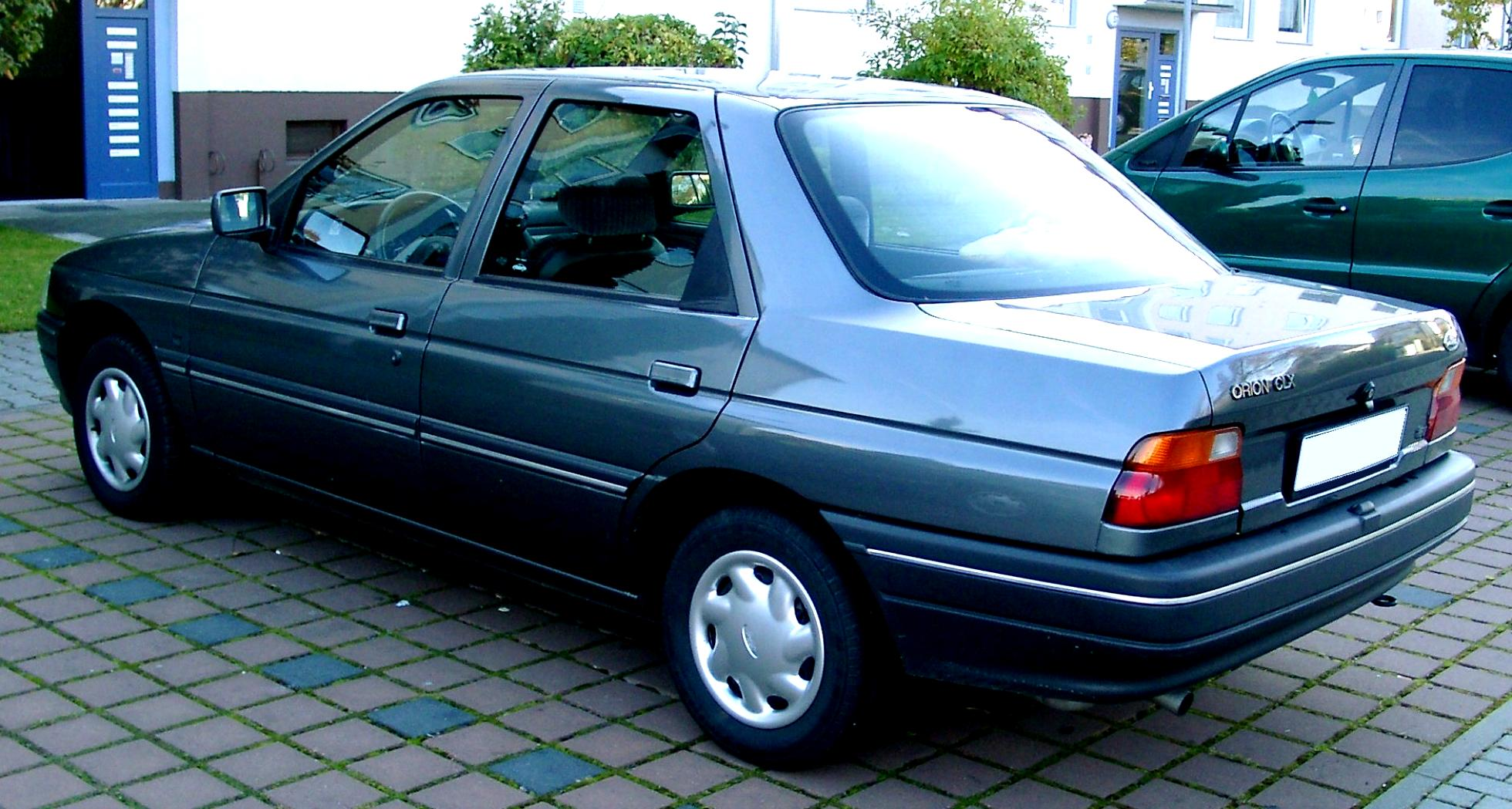 Ford Orion 1990 #55