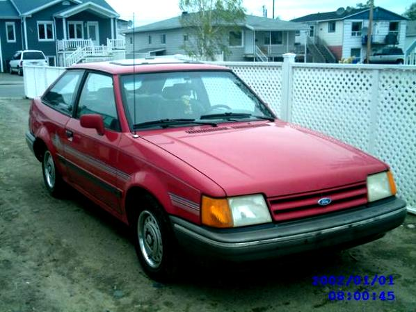 Ford Orion 1990 #56