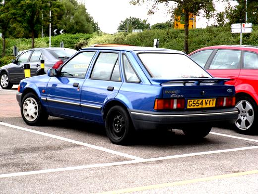Ford Orion 1990 #59