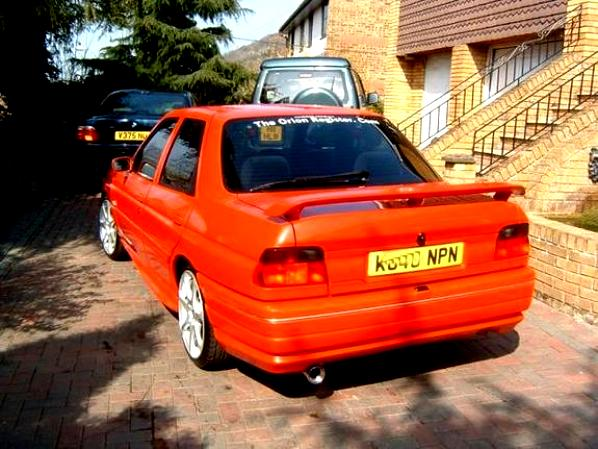 Ford Orion 1990 #60