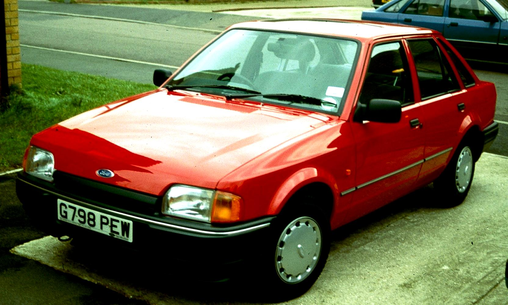 Ford Orion 1990 #62