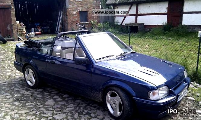 Ford Orion 1990 #65
