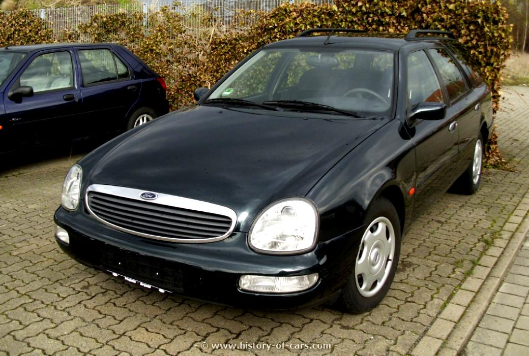 Ford Scorpio Wagon 1994 #7