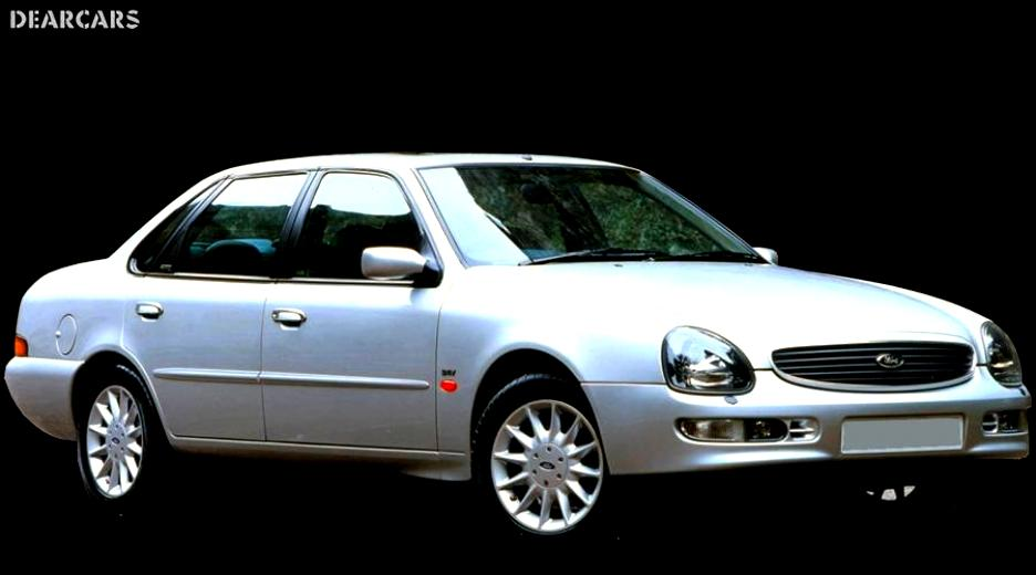 Ford Scorpio Wagon 1994 #11