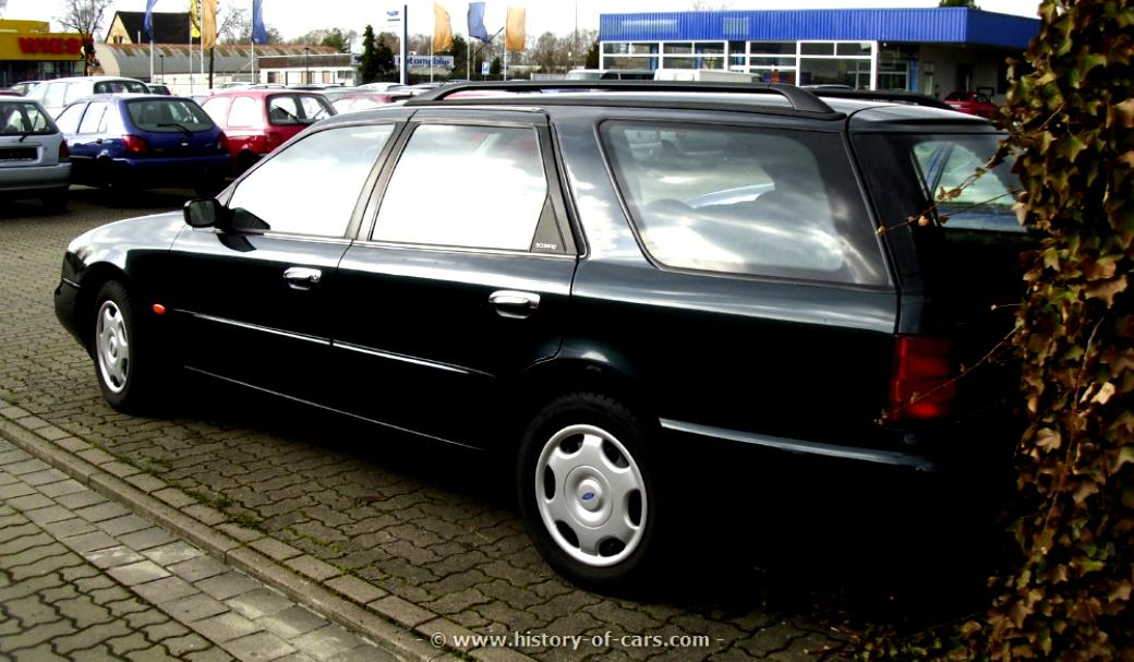 Ford Scorpio Wagon 1994 #19