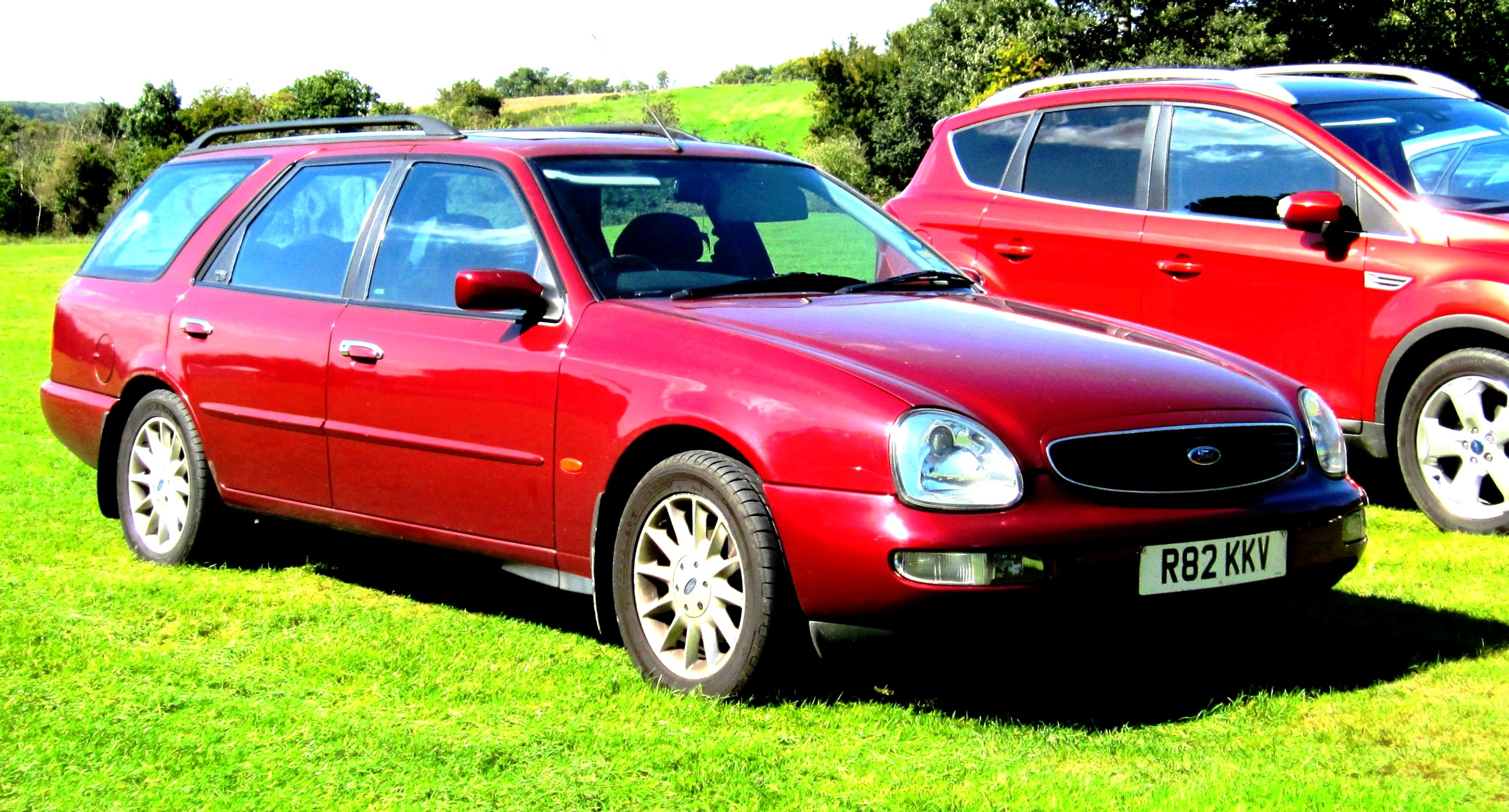 Ford Scorpio Wagon 1994 #24