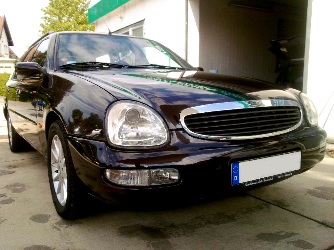 Ford Scorpio Wagon 1994 #26
