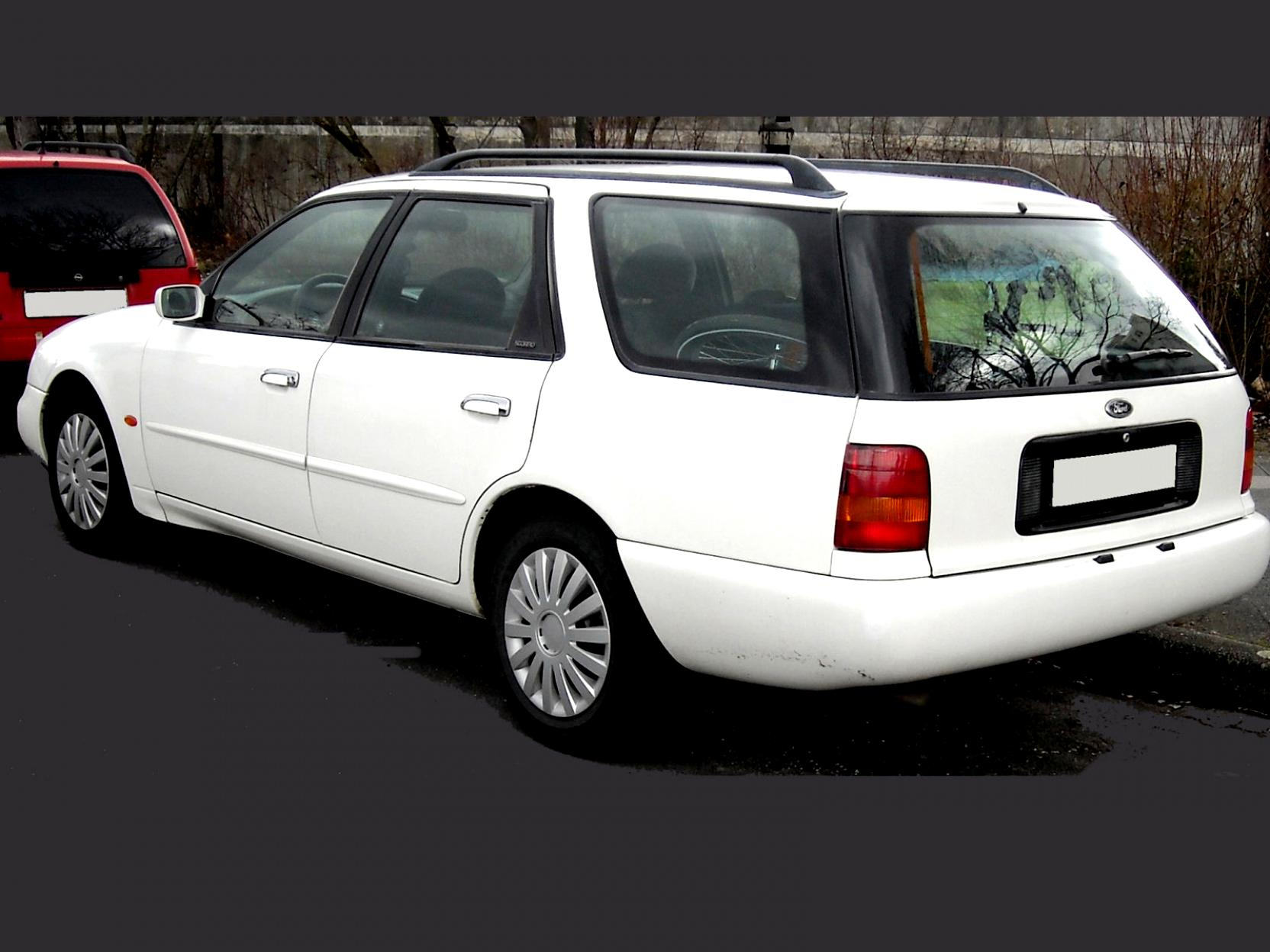Ford Scorpio Wagon 1994 #31