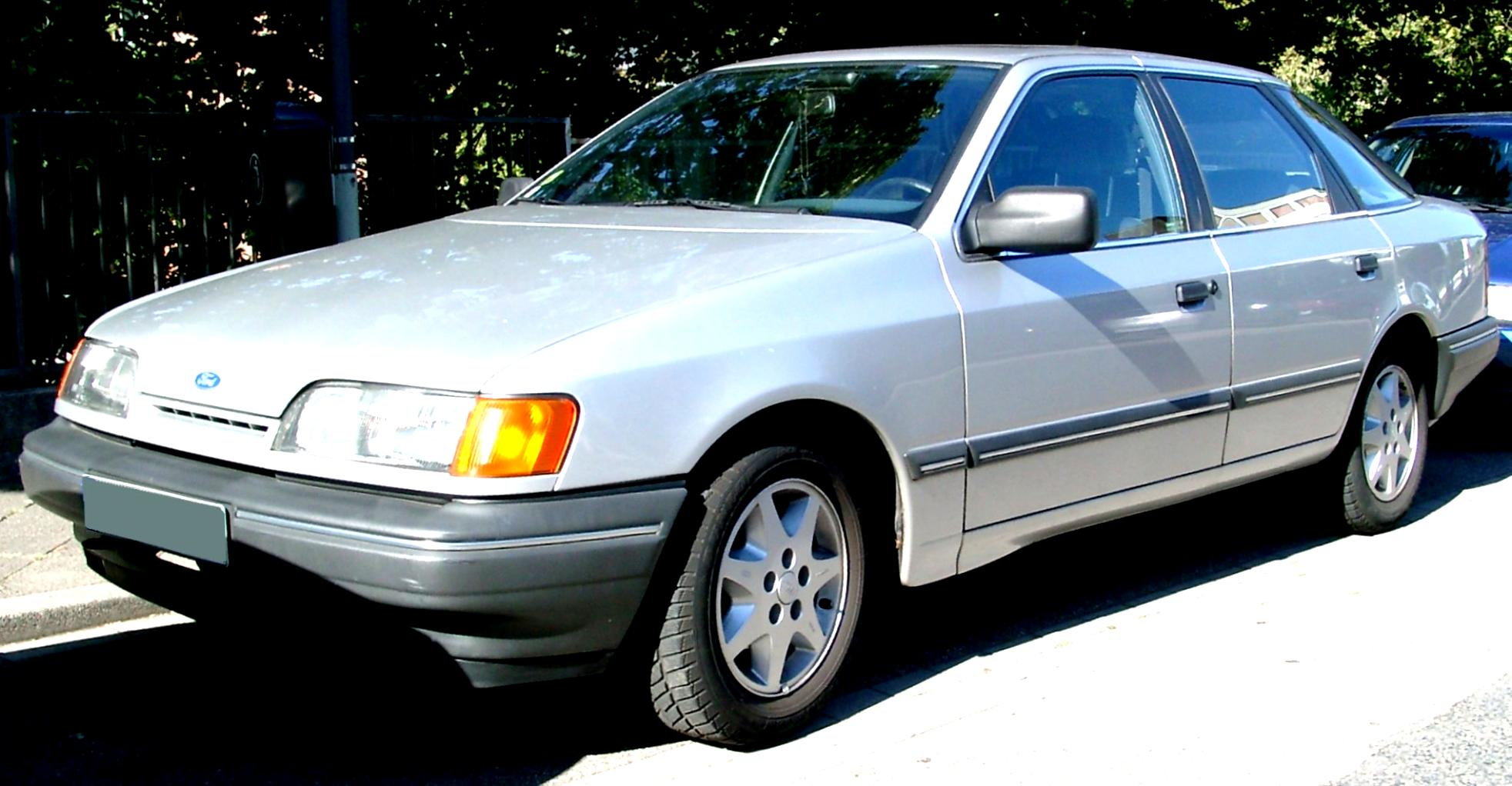 Ford Scorpio Wagon 1994 #35