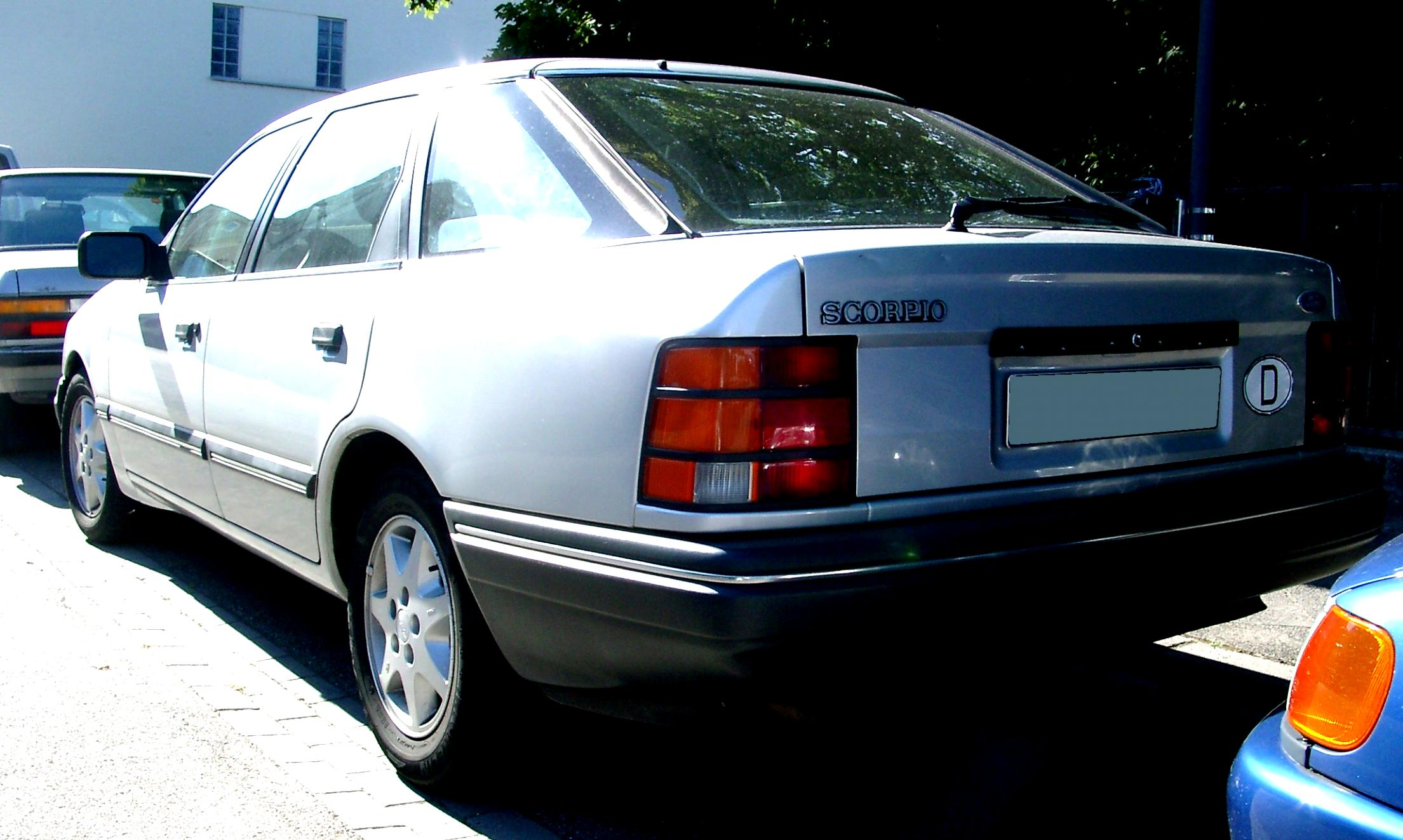 Ford Scorpio Wagon 1994 #36