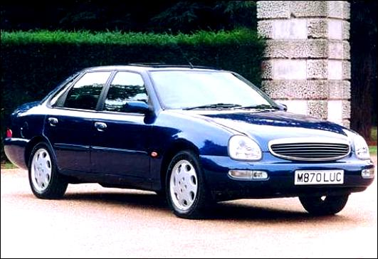 Ford Scorpio Wagon 1994 #41