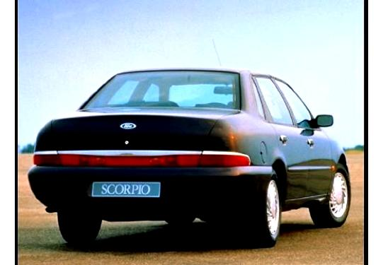 Ford Scorpio Wagon 1994 #46