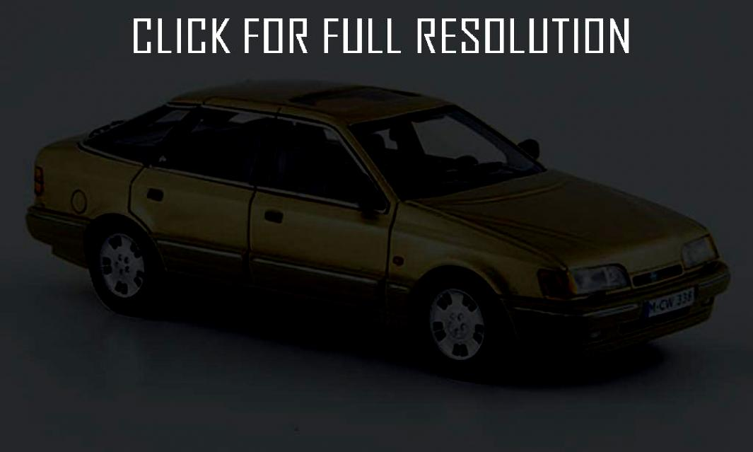 Ford Scorpio Wagon 1994 #50