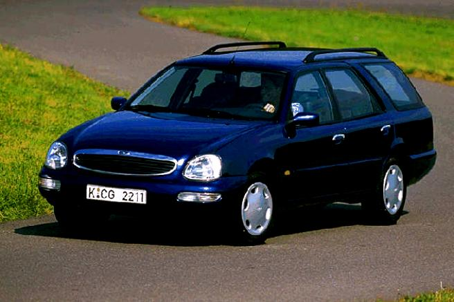 Ford Scorpio Wagon 1994 #54