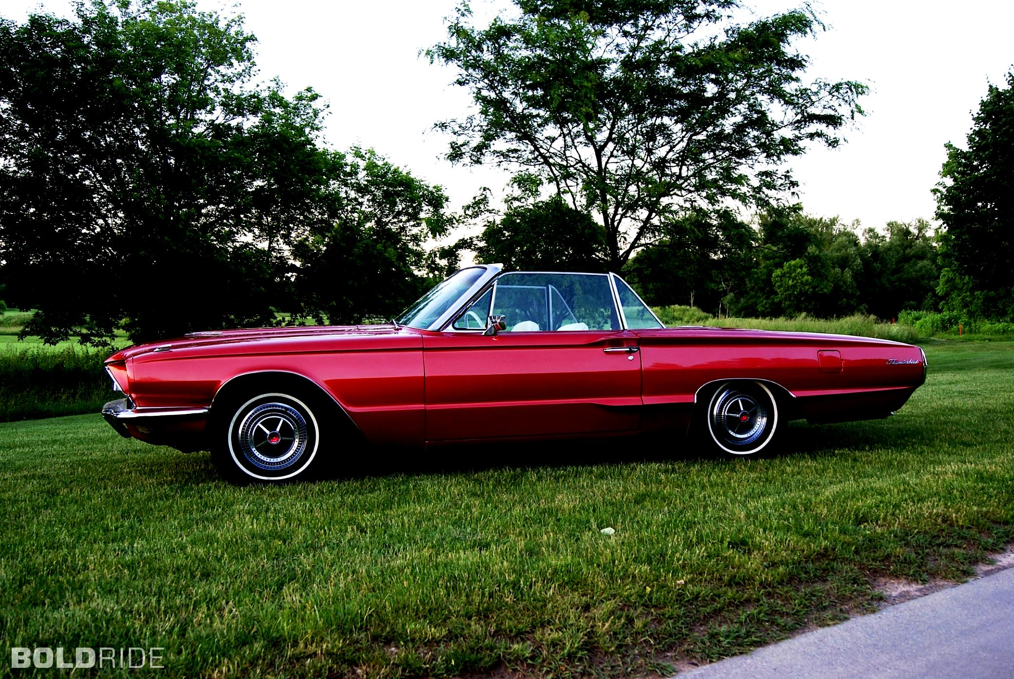 ford thunderbird 1966 11