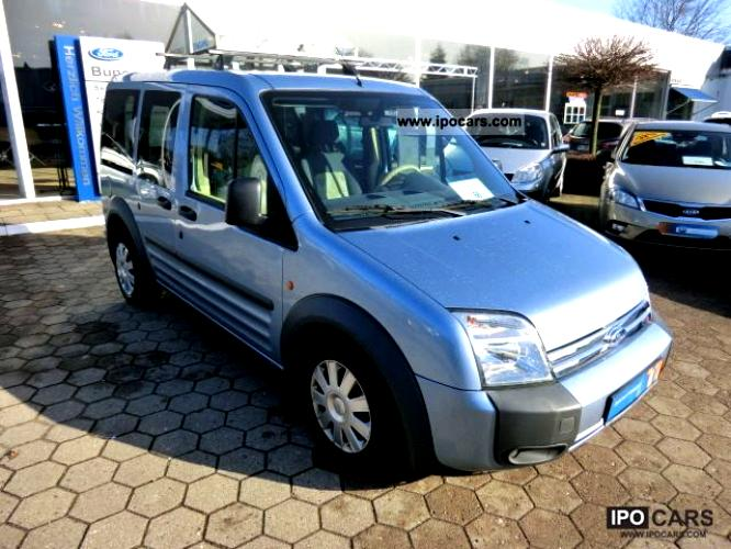 Ford Tourneo Connect 2003 #1