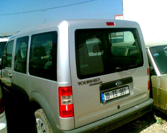 Ford Tourneo Connect 2003 #9