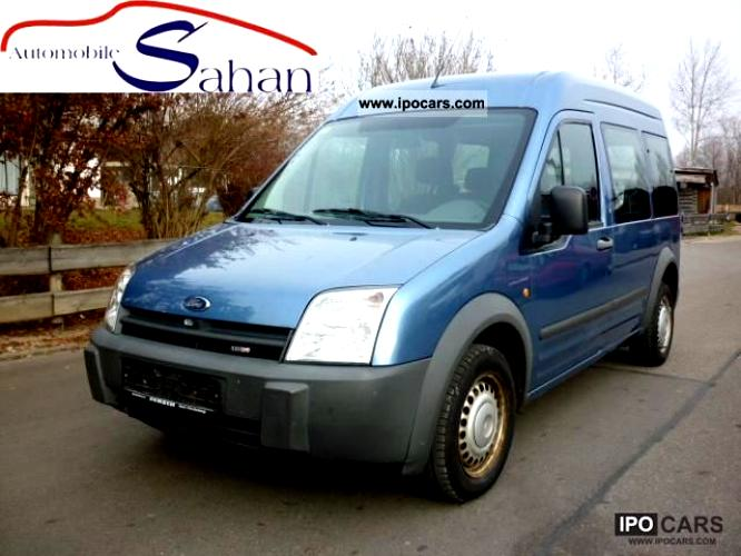 Ford Tourneo Connect 2003 #10