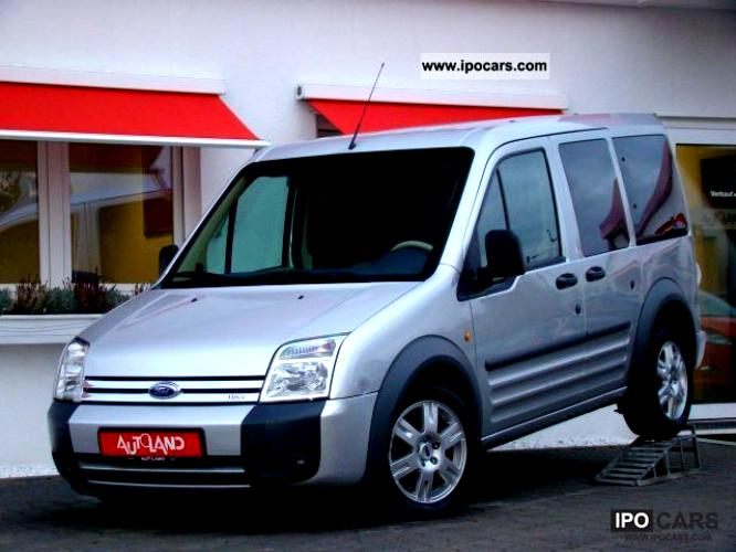 Ford Tourneo Connect 2003 #12