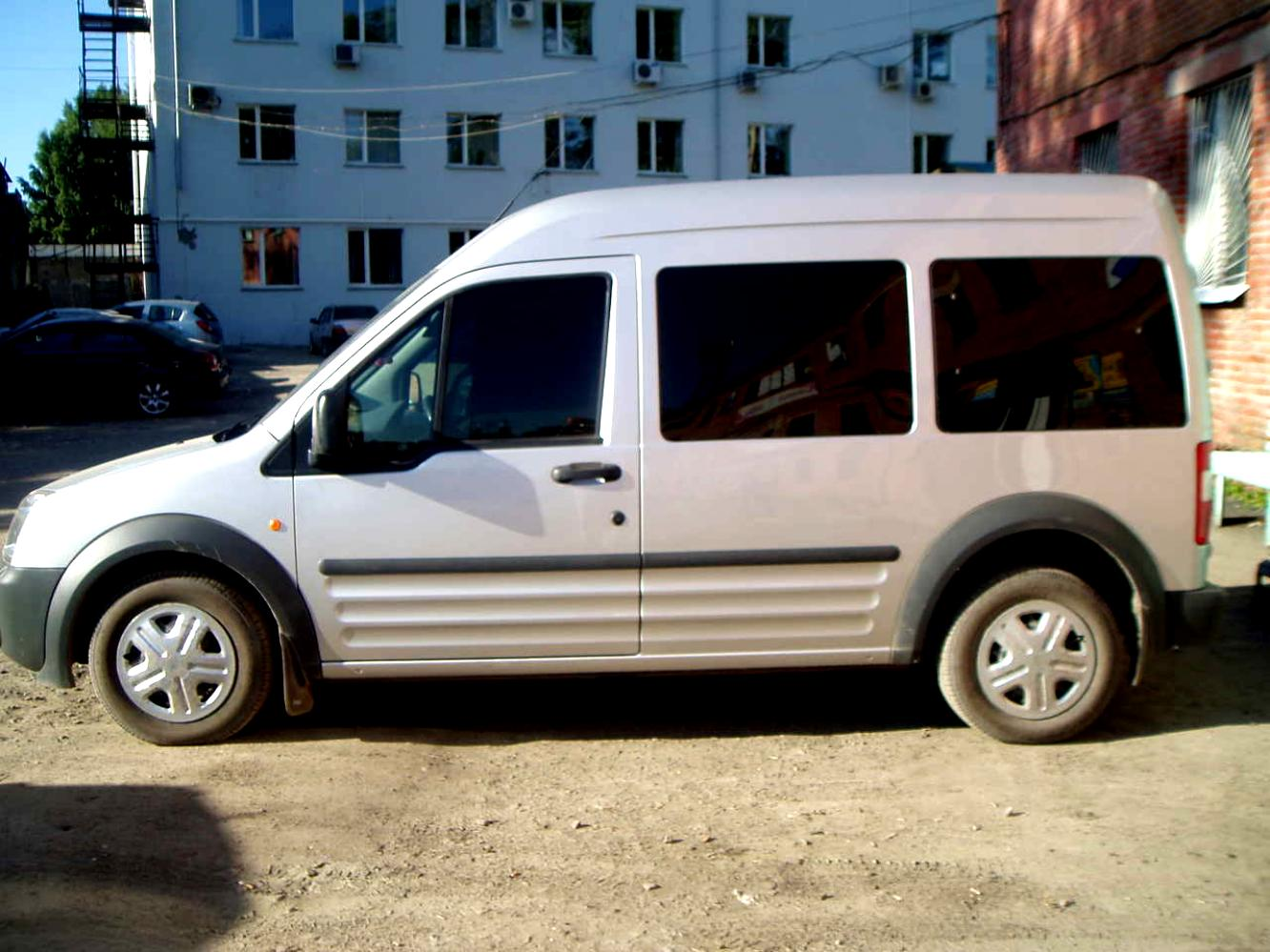 Ford Tourneo Connect 2007 #1
